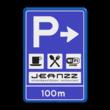 Verkeersbord RVV BW203 Jeanzz